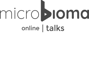Microbioma OnlineTalks logo transparente