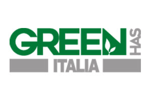 GreenHas logo